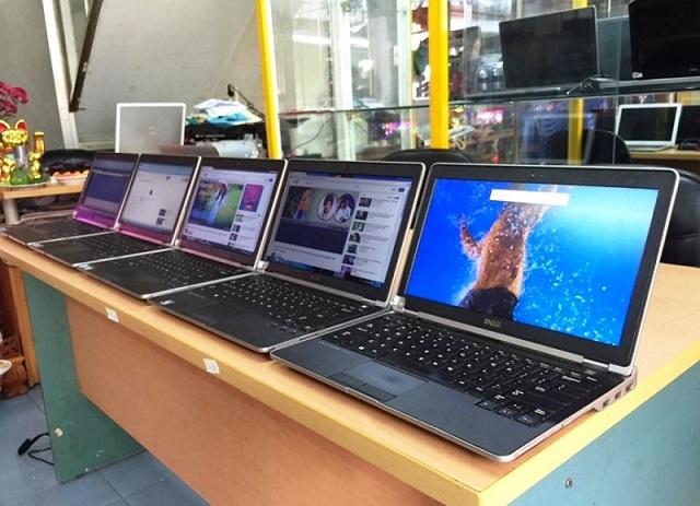 Laptop cũ Bình Dương uy tín