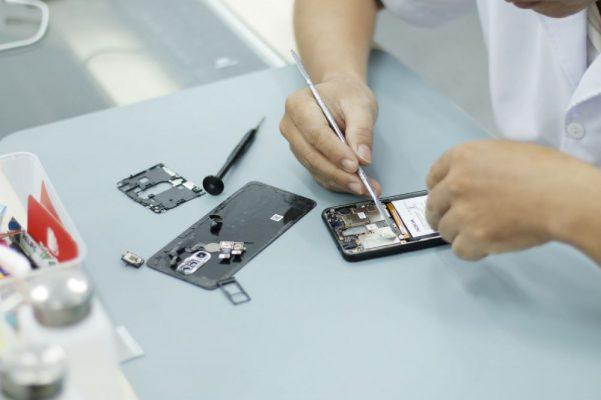 Sửa điện thoại uy tín lấy liền tại Bình Dương TPHCM