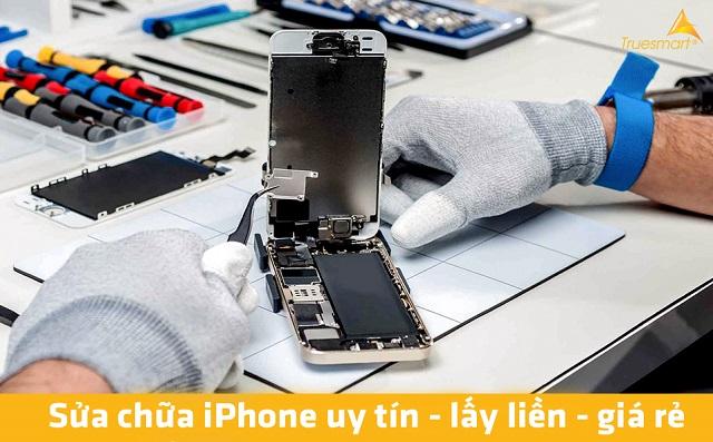 Sửa iPhone Bình Dương uy tín lấy liền giá rẻ