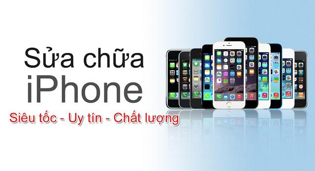 Sửa iPhone uy tín tại Bình Dương