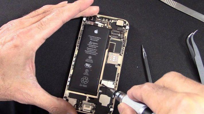 Thay pin iPhone chính hãng tại Bình Dương, TPHCM- Vinh Phát Store