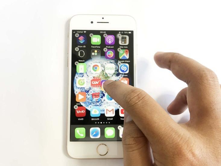 Điện thoại bị loạn cảm ứng: Nguyên nhân và cách khắc phục hiệu quả