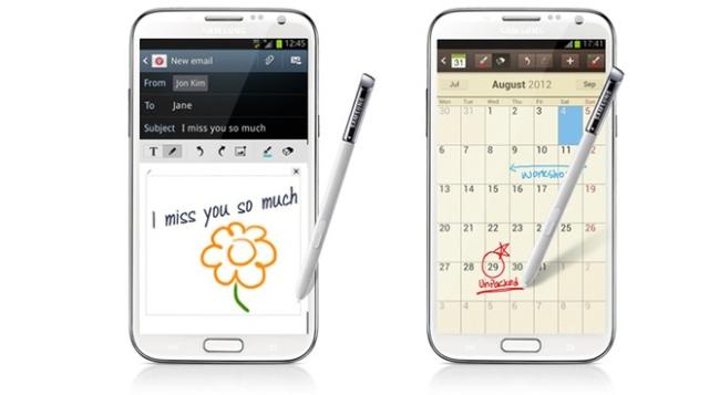 Thay màn hình Samsung Galaxy Note 2