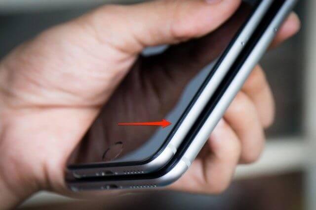 iPhone bị hở viền màn hình: Nguyên nhân, cách khắc phục hiệu quả