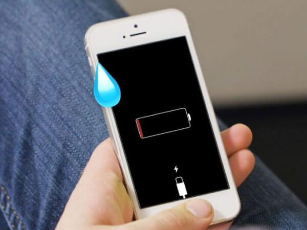 iPhone sạc không vào pin: Nguyên nhân, cách khắc phục hiệu quả