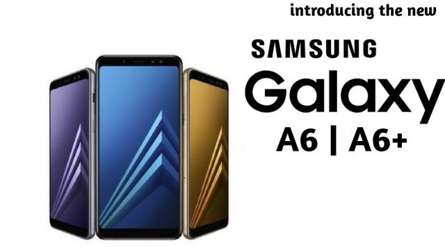 Thay màn hình Samsung Galaxy A6 Plus 2018