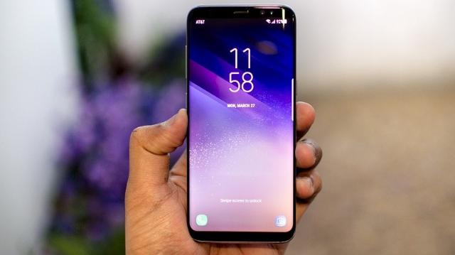 Thay màn hình Samsung Galaxy A7 2018