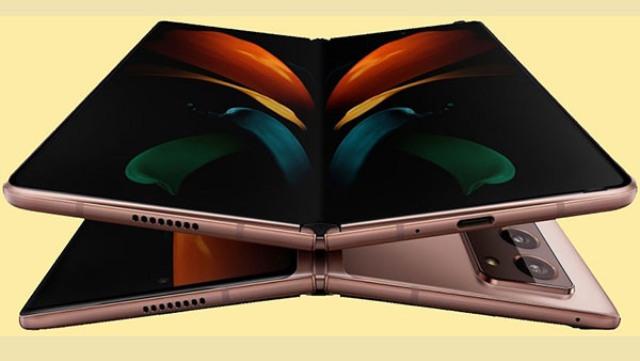 Thay màn hình Samsung Galaxy Fold (Bên ngoài)
