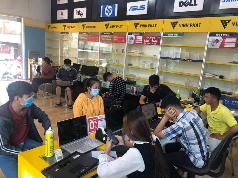 sửa laptop tại Thủ Dầu Một